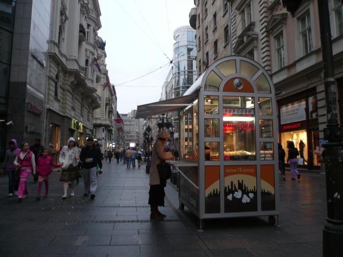 Belgrade Popcorn