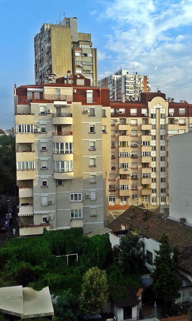 balcony shot