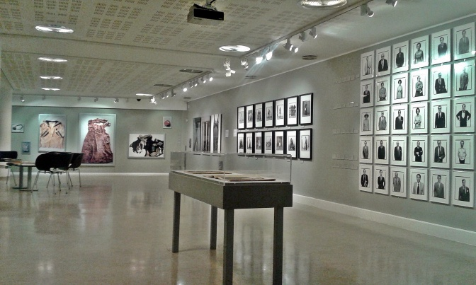 exhibition shot