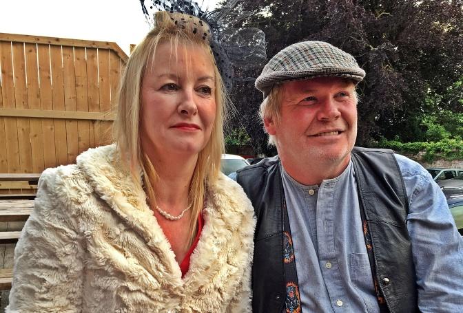 Sue & Ernie